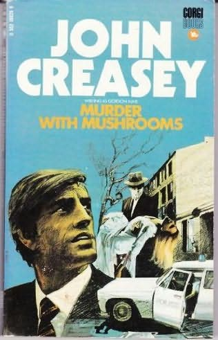 book cover of Murder with Mushrooms