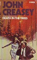 book cover of Death in the Trees