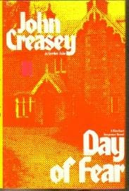 book cover of Day of Fear
