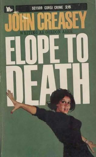 book cover of Elope to Death