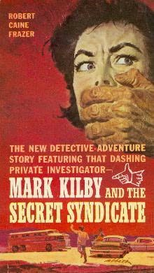 book cover of Secret Syndicate
