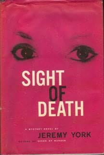book cover of Sight of Death