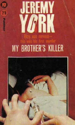 book cover of My Brother\'s Killer