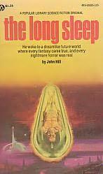book cover of The Long Sleep