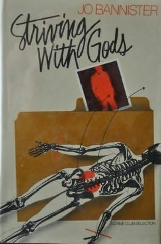 book cover of Striving with Gods
