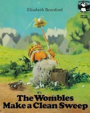 book cover of The Wombles Make a Clean Sweep