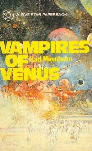 book cover of Vampires of Venus