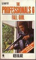 book cover of Fall Girl