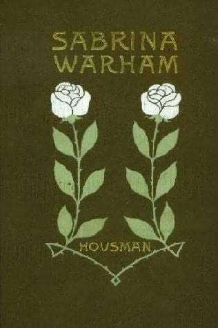 book cover of Sabrina Warham