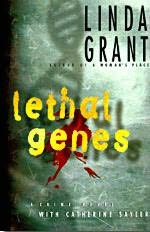 book cover of Lethal Genes