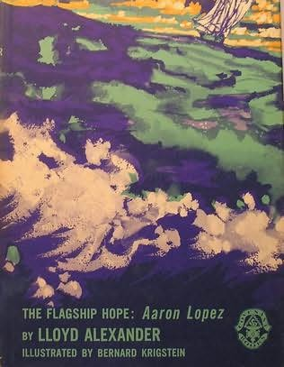 book cover of Aaron Lopez: The Flagship Hope