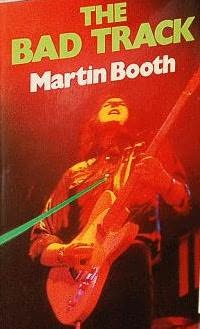 book cover of Bad Track