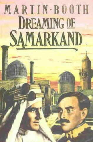 book cover of Dreaming of Samarkand