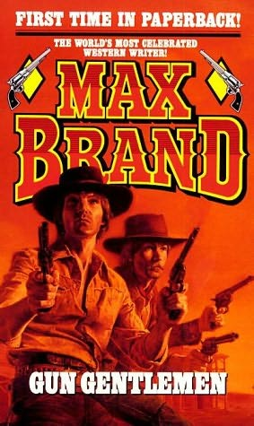 book cover of Gun Gentleman