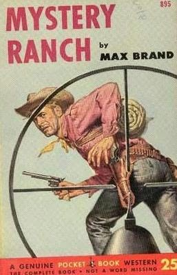 book cover of Mystery Ranch