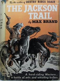 book cover of The Jackson Trail