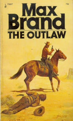 book cover of The Outlaw