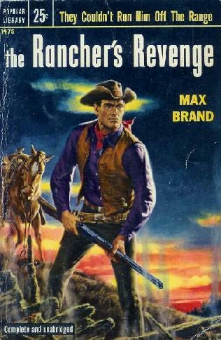 book cover of The Rancher\'s Revenge