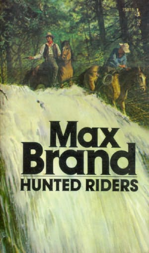 book cover of Hunted Riders