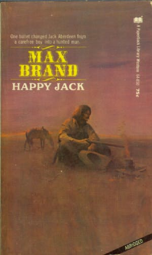 book cover of Happy Jack
