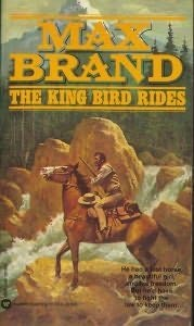 book cover of The King Bird Rides