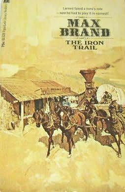 book cover of The Iron Trail