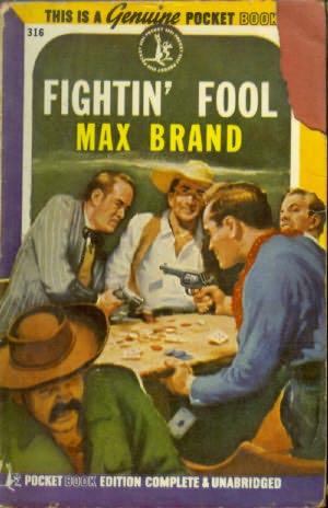 book cover of Fightin\' Fool
