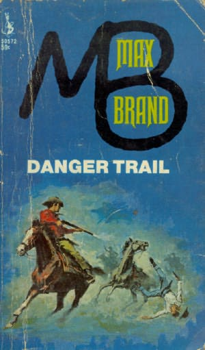book cover of Danger Trail