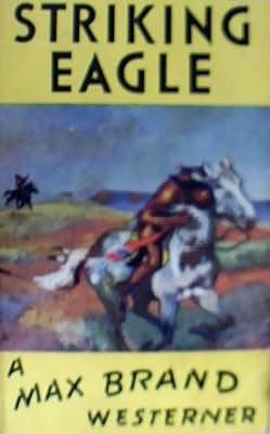 book cover of Striking Eagle