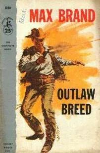 book cover of Outlaw Breed