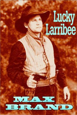 book cover of Lucky Larribee