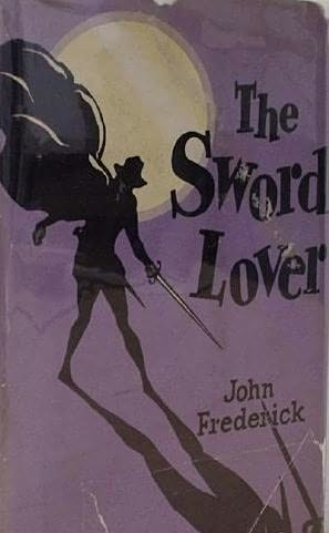book cover of The Sword Lover