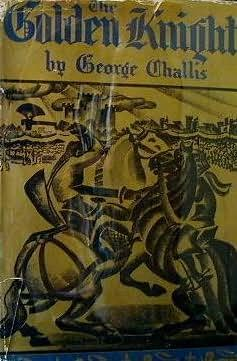 book cover of The Golden Knight