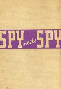 book cover of Spy Meets Spy