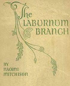 book cover of The Laburnum Branch