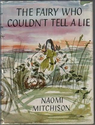 book cover of The Fairy who Couldn\'t Tell a Lie