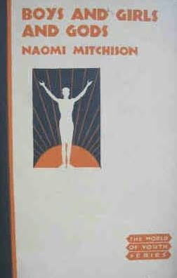 book cover of Boys and Girls and Gods