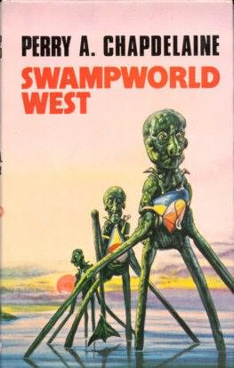 book cover of Swampworld West