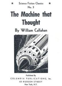 book cover of The Machine That Thought