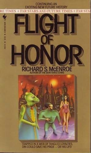 book cover of Flight of Honor