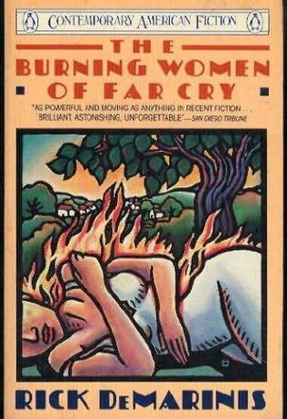 book cover of The Burning Women of Far Cry