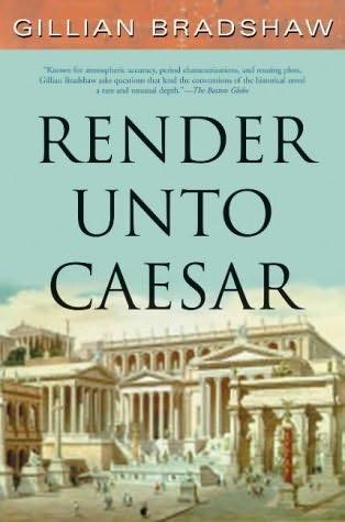 book cover of Render Unto Caesar