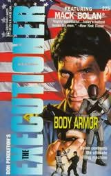 book cover of Body Armor