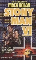 book cover of Stony Man VI