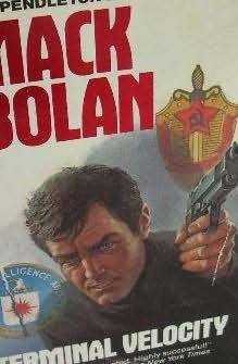 book cover of Terminal Velocity