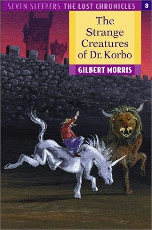the creatures of doctor - photo #23