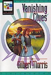 book cover of Vanishing Clues