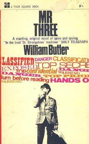book cover of Mr Three