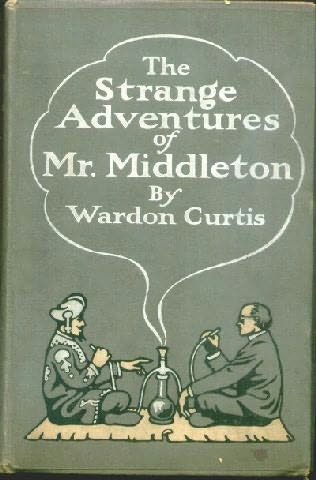book cover of The Strange Adventures of Mr Middleton