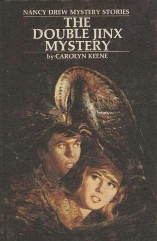 book cover of The Double Jinx Mystery